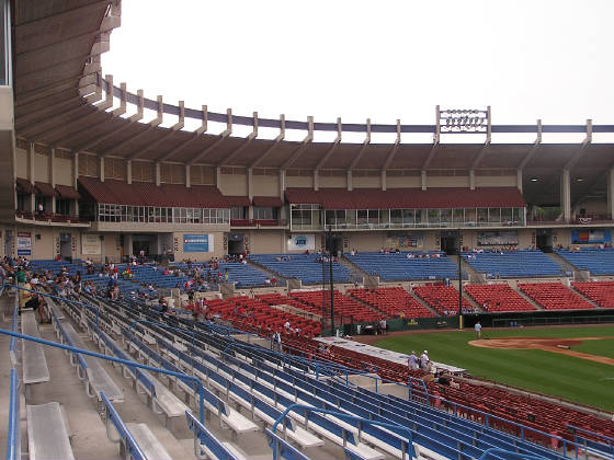 A view from Right Field